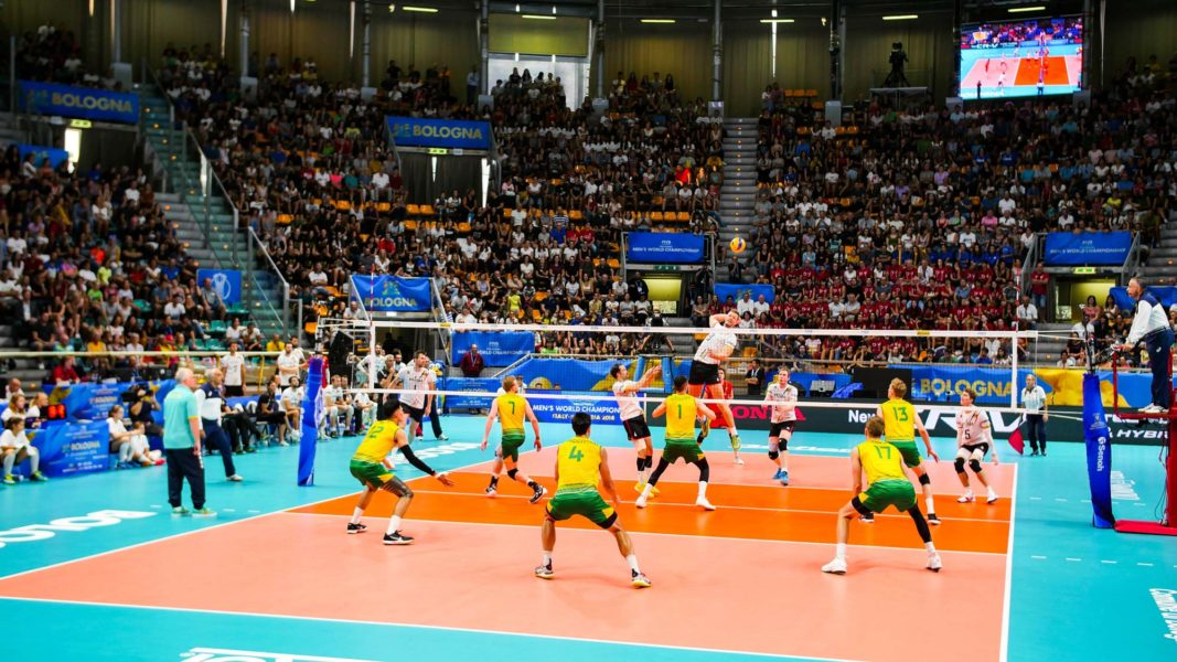 FIVB – Volleyball Men's Championship