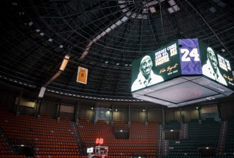 Omaggio a Kobe Bryant